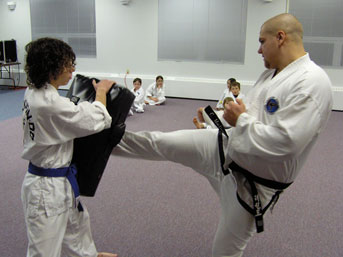 Taekwon-Do: Kicking